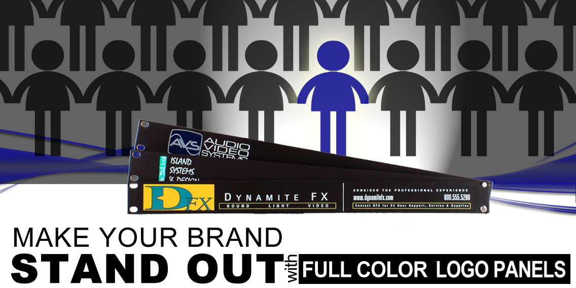 Full Color Logo Panels