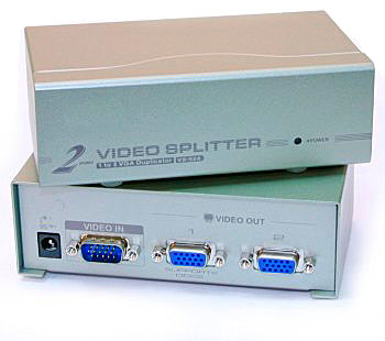 SVGA 2-Port Splitter