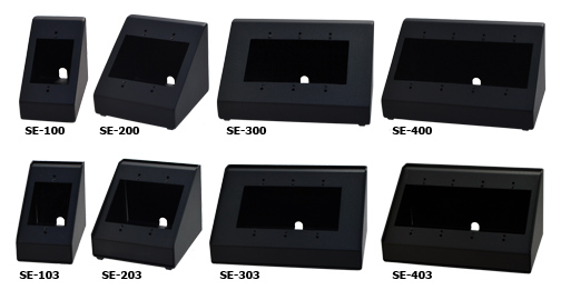 RCI Custom SE Series Sloped Table Top Enclosures